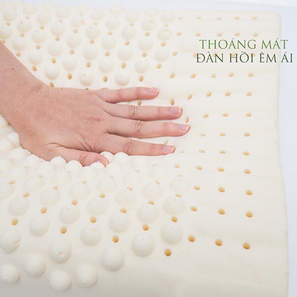 Gối Cao Su Massage Vạn Thành 2
