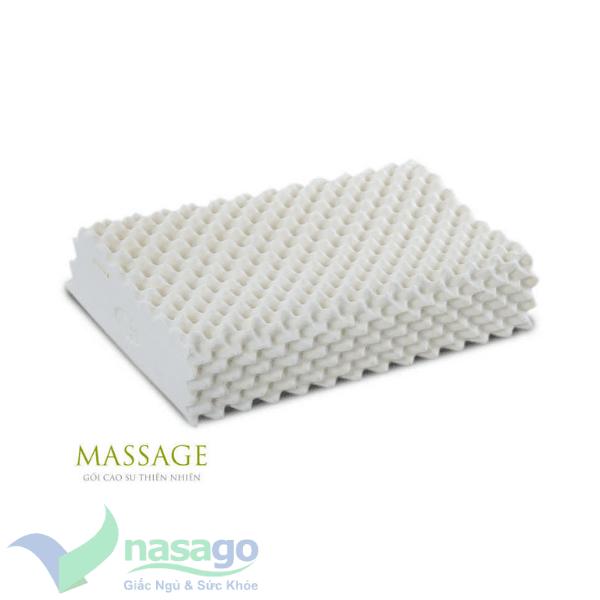 Gối Cao Su Massage Vạn Thành