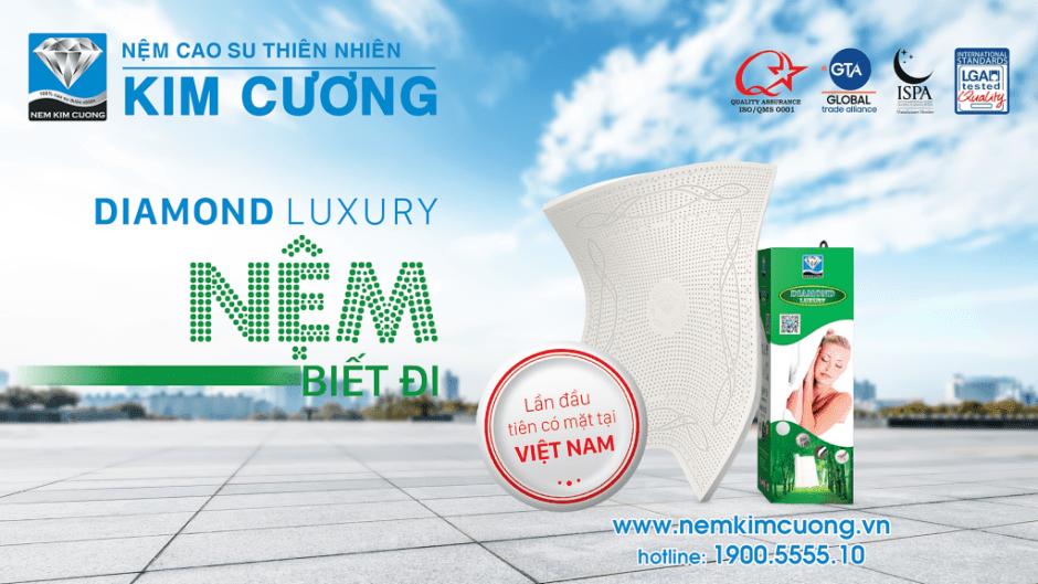 """Việt Nam Đã Có """"Nệm Biết Đi"""" 1"""