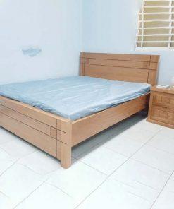 Giường Ngủ Gỗ Đinh Hương Cao Cấp 3