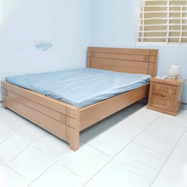 Giường Ngủ Gỗ Đinh Hương Cao Cấp 2