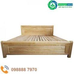 Giường Ngủ Gỗ Sồi Nga Giá Rẻ 5