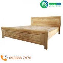 Giường Ngủ Gỗ Sồi Nga Giá Rẻ 6