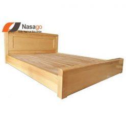 Giường Ngủ Gỗ Sồi Vạt Phản 5