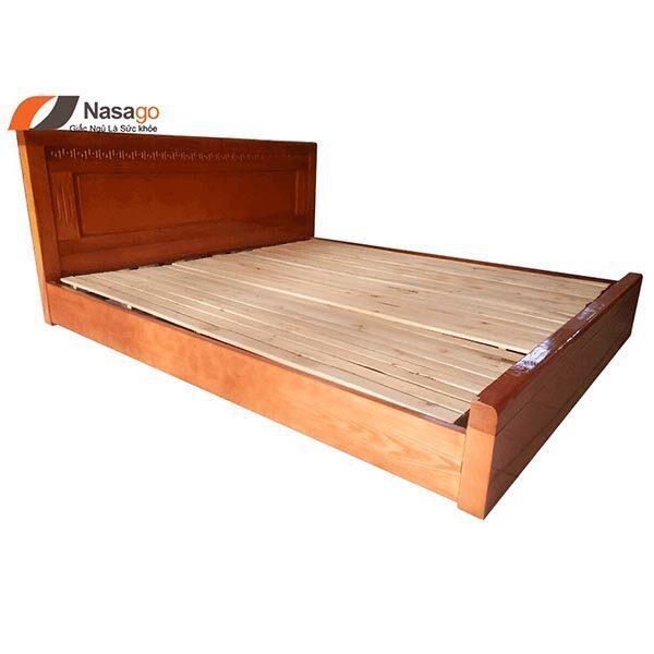 giường ngủ gỗ xoan